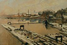 George Hendrik Breitner / Dutch painter