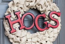 Hogs / by Melissa Elliott