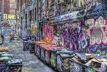 Graffiti & Street art / by Maddy Price
