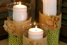 Candles / by Jackie Wilder