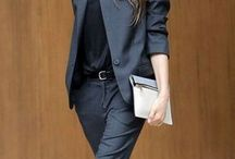 Chic job/work/business outfit