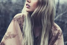 {Golden} / by Hive {beautiful hair}