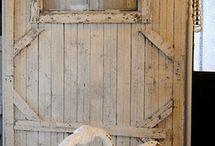 Barn doors Diaz garage