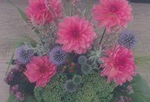 bloemstukjes maken
