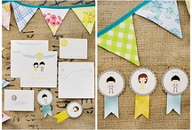 Wedding Stationery and Paper Goods