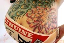 Tattoos / by Moe Tats