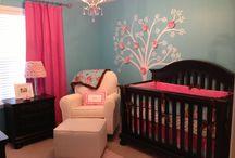 Baby's bedroom. . .