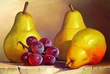 Frutas óleos