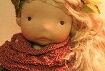 Куклы Вальдорф