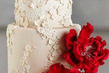 Peckler wedding cakes