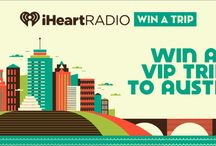 Sweepstakes And Contests / Giving You The Best Way To Connect With Your Favorite Artists  / by iHeartRadio