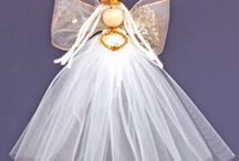 Angel Desses / Angel dress patterns and uses for extra tule / by Michelle Wheeler