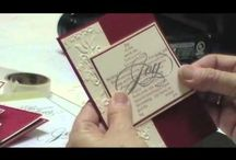 Card Tutorial / by Theresa Stanley