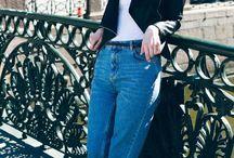 Street Style / Лучшие фотографии стрит стайла в Росси! Новый проект для настоящих стритстайлеров Fashion.Best-Woman.ru