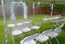 Creative Wedding Decorating Ideas / Creative wedding decorations, bridal gifts and decorating ideas. / by Lisa's Creative Designs