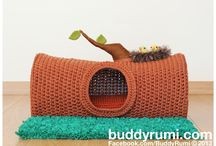 Crochet/pets