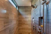Koupelny / Zajímavé inspirace pro naše koupelny.