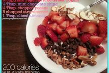 Healthy Snack / Food / by Kristen Badgett