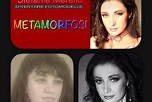 METAMORFOSI / Rubrica del Mio Blog DIVENTARE FOTOMODELLE