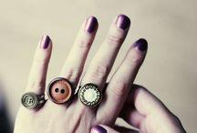 Κοσμήματα από κουμπιά