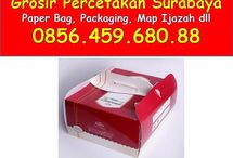 0856-459-680-88 Percetakan Paper Bag Surabaya