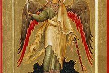 Ikona - Anioł