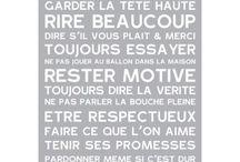 Citations / La philosophie de vie par les citations...