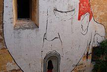 street art / by Kimberly Mullarkey