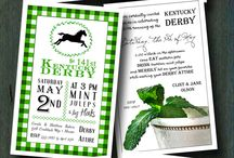 Kentucky Derby / Ideas for the event