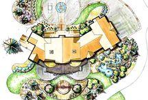ogród rezydencjonalny