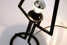 Lighting // Verlichting // Design / Lamps and lightingobjects // Lampen en verlichtingsobjecten