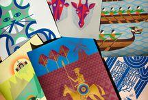 Joseph Castrucci Prints / Prints from Habitat Art Director Joe Castrucci