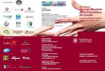 Giornata Mondiale per la Prevenzione del Suicidio 2015