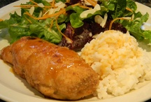 easy vegetarian recipes / by Leola Larsen