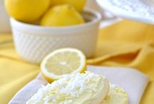 { all things lemon } / by Nina Fife