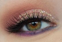 eyeshadow / by Megan K. Clark