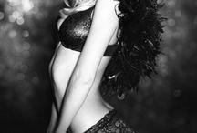 Victoria's Secret Angel Card Photoshoot
