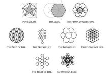 sacred geometry / by Megan Schlechter
