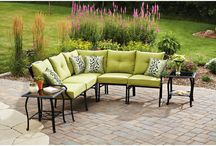 Outdoor Living / by Anita Newhouse Heim