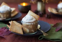 A Taste of The Holidays / Get a taste of the holidays with our most festive recipes of the season—appetizers, sides, desserts, drinks, and more—that can be made with PepsiCo products. / by PepsiCo
