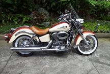 Vil ha motorsykkel