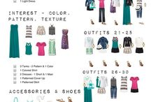 Travel light-what to pack