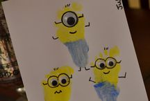 Despicable me / by Rachel Andrew