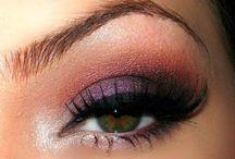 .Make up.