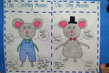 Teach - Town Mouse & Country Mouse