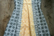 Batik Dress and Gown