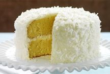 World's Best Coconut Cake / by Thomas Byers