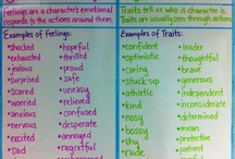 anchor charts / by Kathleen DeVito