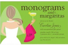 Monogram and Margarita's (this is private board) / by Kimberly Bunnell