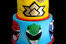 Bolos Power Rangers